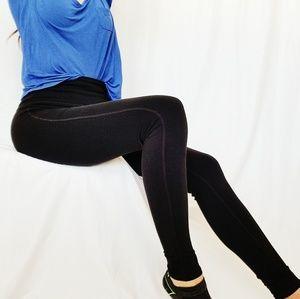 Athleta tall high waisted leggings medium -B5